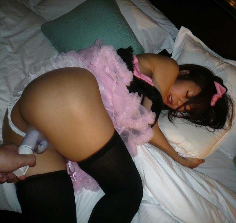 【アダルトグッズエロ画像】アダルトグッズで女の子責め捲くり!エロ杉!ww