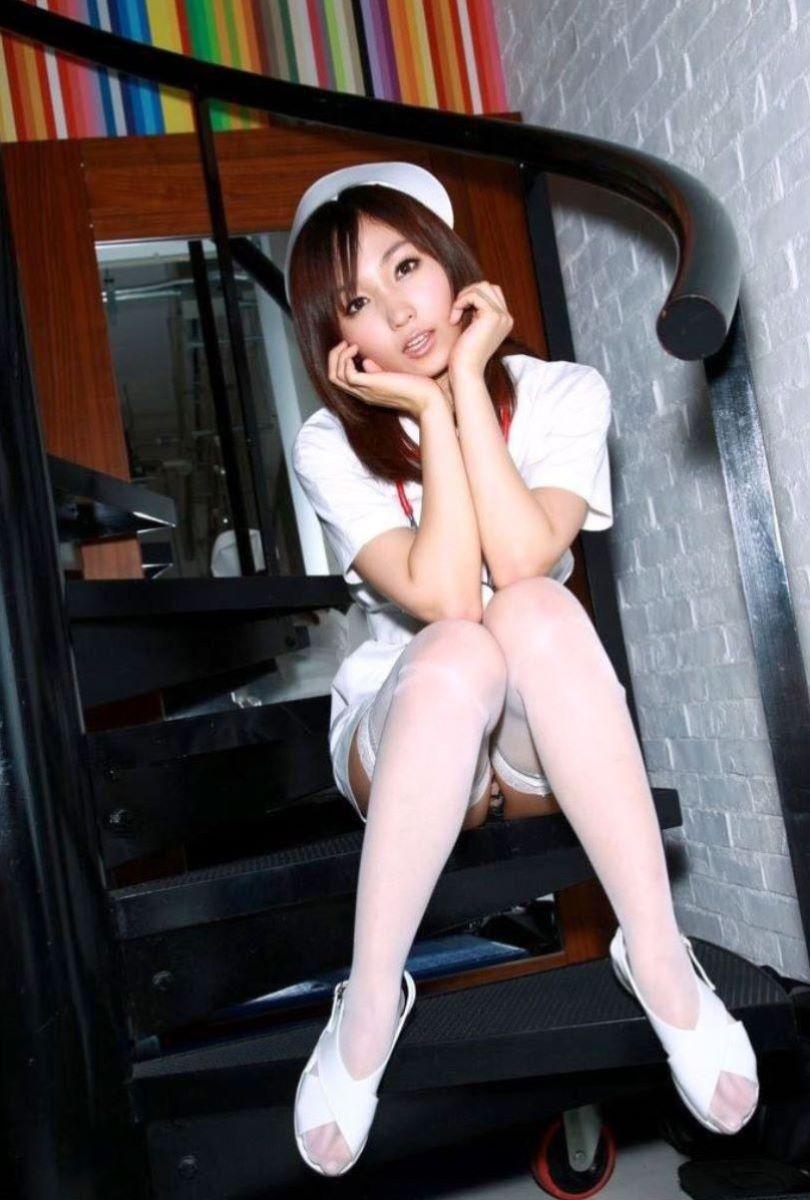 【職業コスプレエロ画像】様々な職業の女の子たちのコスプレ画像に萌えッ! 47