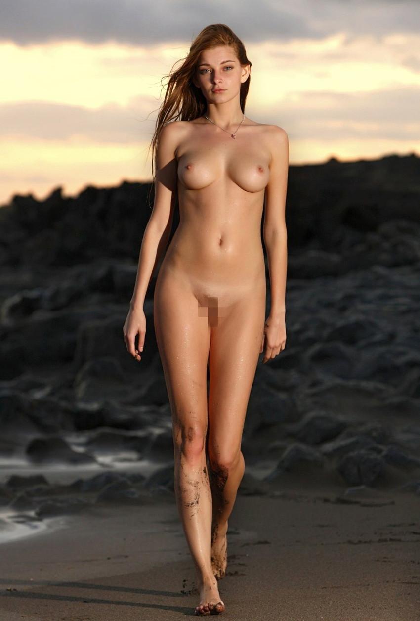 【海外ヌードエロ画像】たまには外国人の女の子のヌードでも見てみようず!www 07