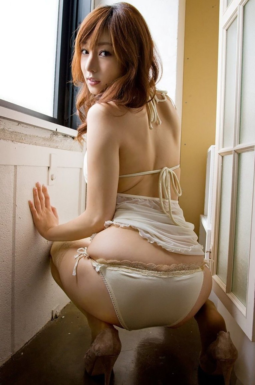【美尻エロ画像】こんな綺麗なお尻!これじゃおっぱいよりこっちに目がいくなw 28
