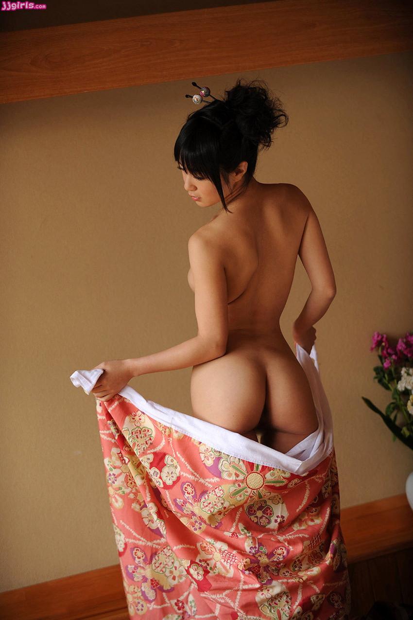 【和服エロ画像】和服姿の女の子にみるエロス!やっぱり日本人が最高! 35