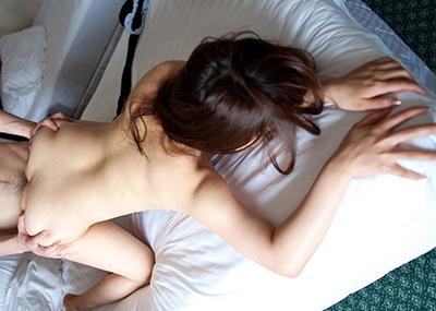 【バックエロ画像】バックスタイルでセックスしている男女のエロ画像