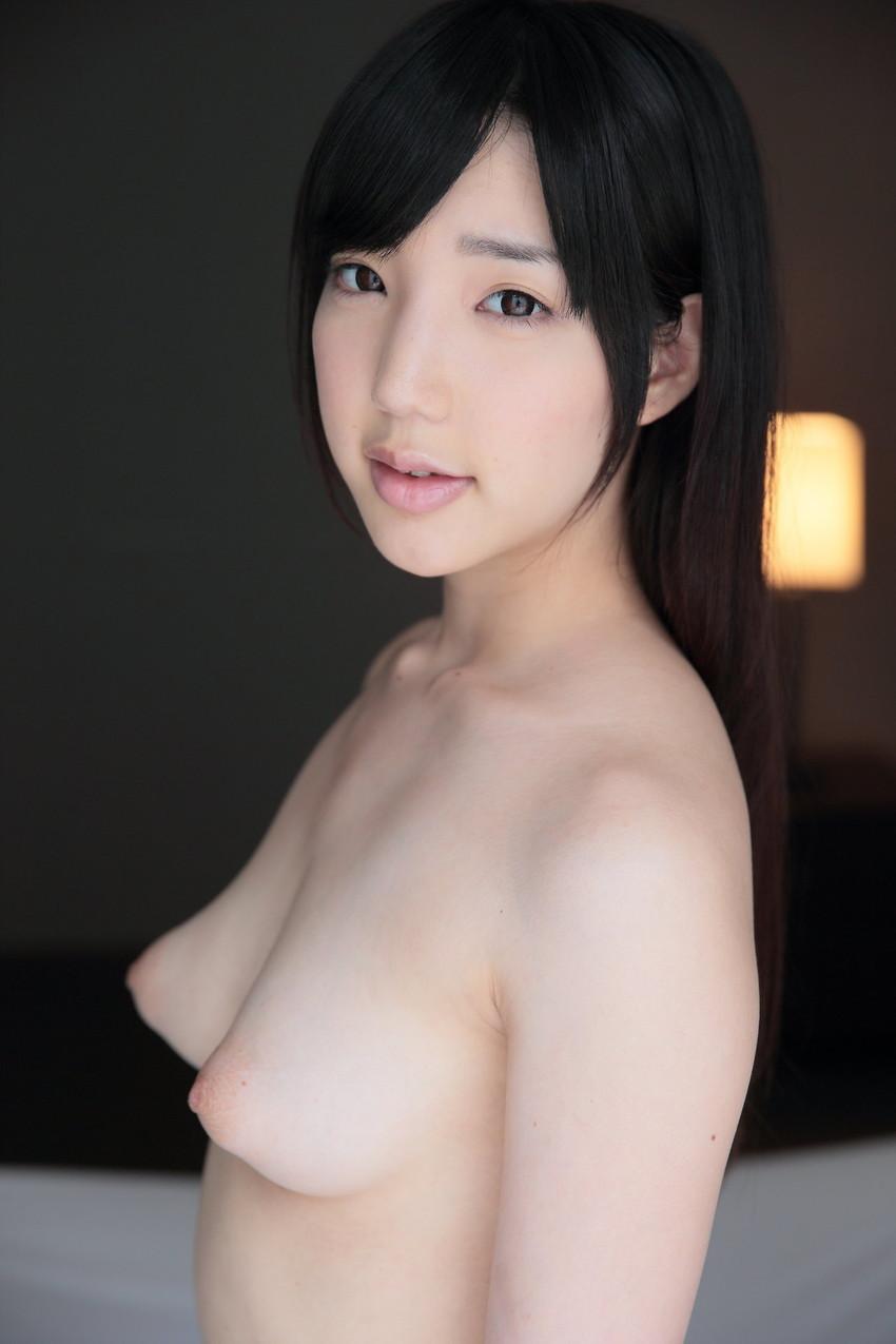 【美乳エロ画像】おっぱい好き必見!これぞ美乳っていう画像集めたったぜ!?w 43