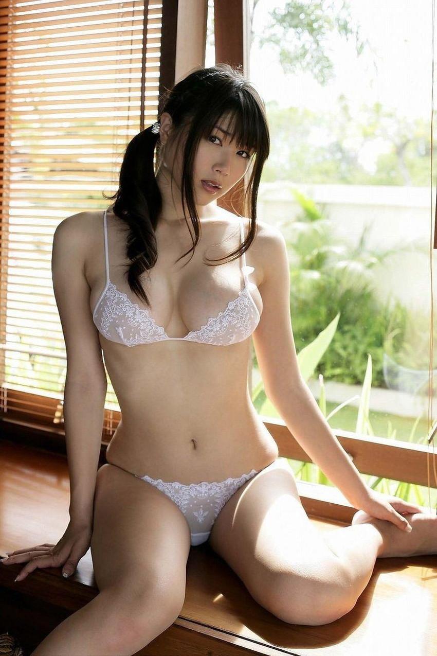 【セクシーランジェリーエロ画像】セクシーすぎて草!セクシーランジェリー特集! 48