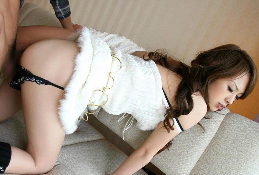 【着衣セックスエロ画像】着衣のまま本能に従う着衣セックスがエロい!ww 04