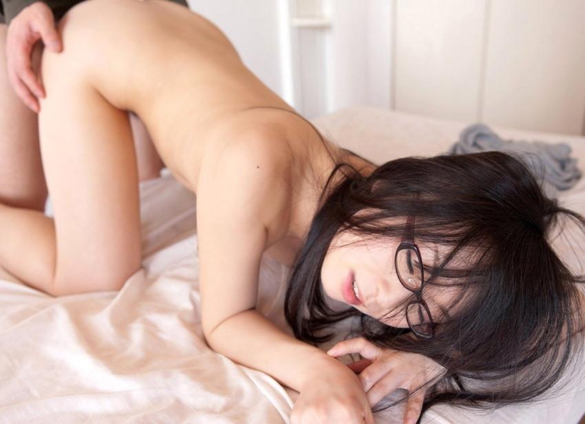 【バックエロ画像】バックでセックスしている男女の生々しいセックス画像 11