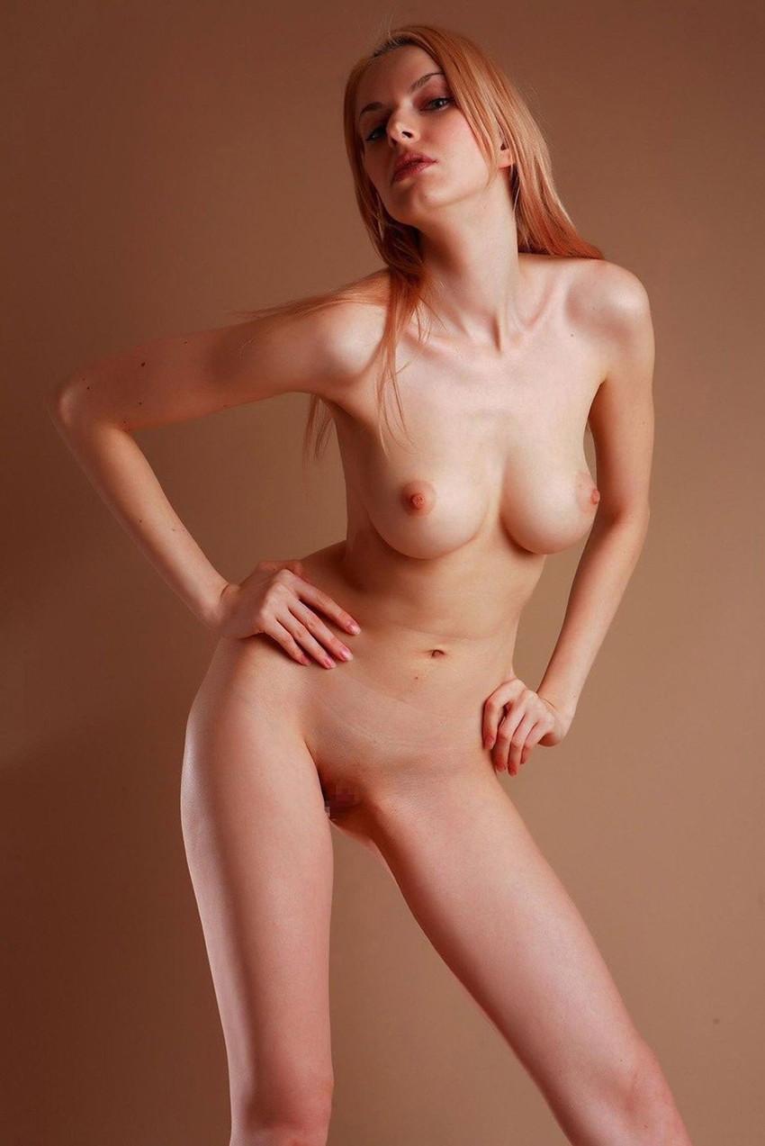 【海外ヌードエロ画像】眩しいほどに透き通る白人女性たちのヌード画像が萌え! 38