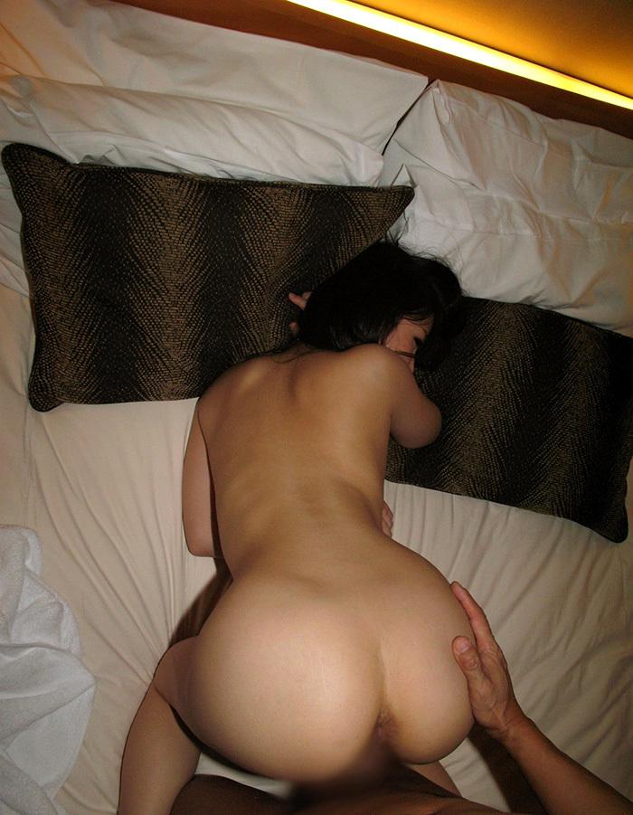 【バックエロ画像】バックという体位でセックスしている男女がエロ杉!ww 43