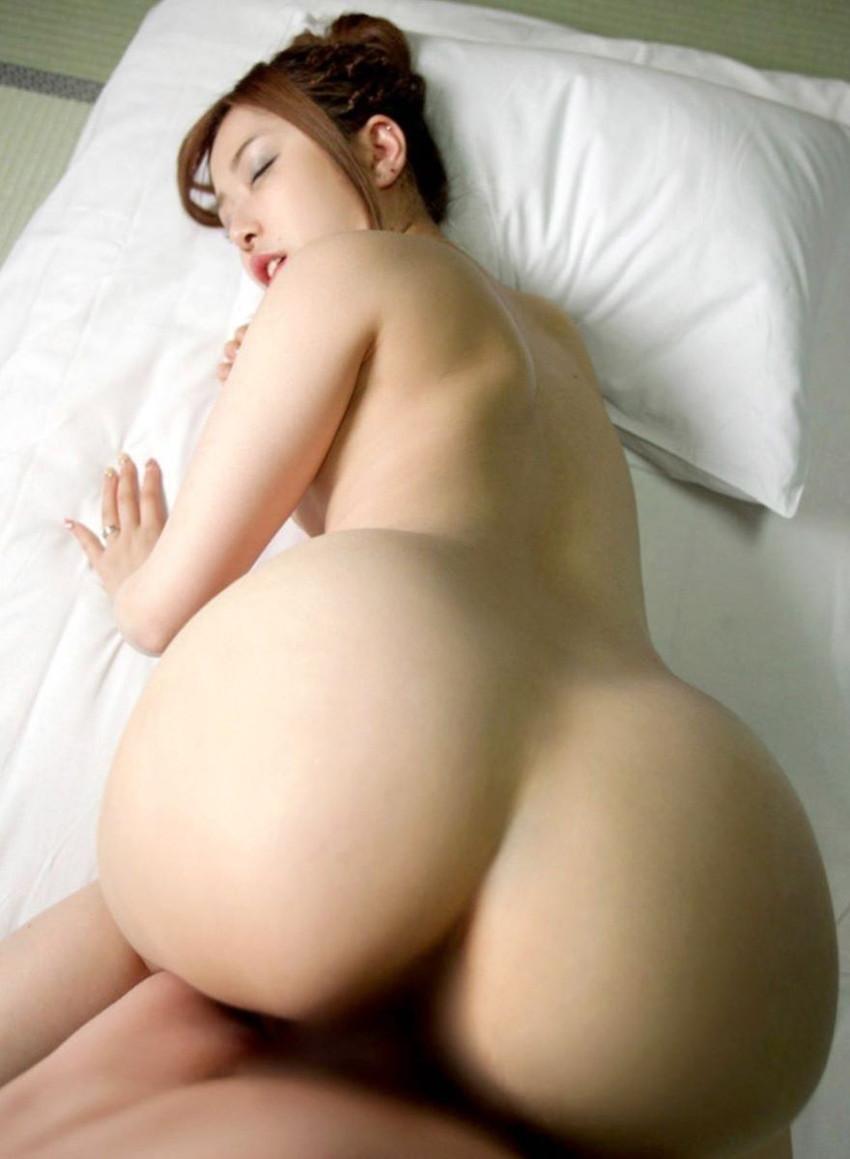 【バックエロ画像】バックという体位でセックスしている男女がエロ杉!ww 48