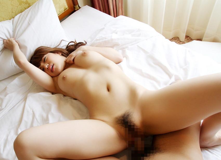 【正常位エロ画像】だれしもが経験するセックスの体位といえばやっぱりこれ! 48