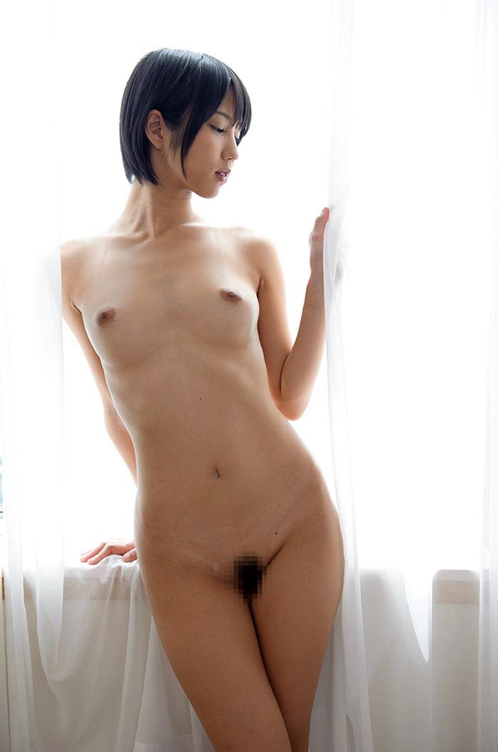 【フルヌードエロ画像】女の子の全裸は何時間みても見飽きることはないなww 27