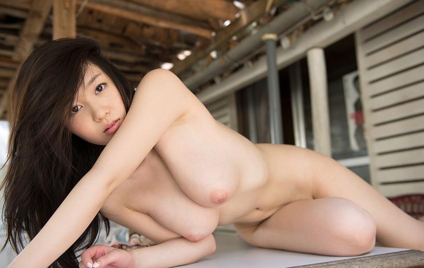 【フルヌードエロ画像】女の子の全裸は何時間みても見飽きることはないなww 52