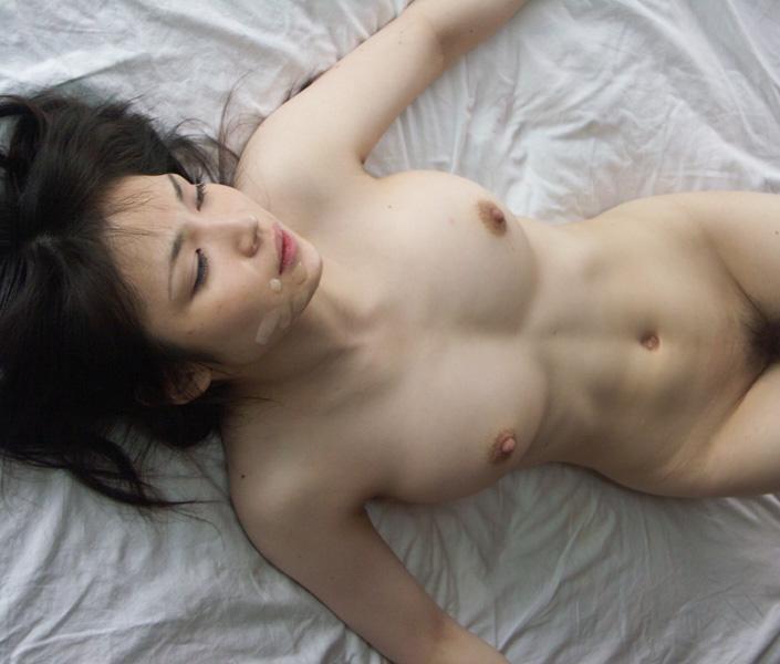 【顔射エロ画像】顔射好きな男とセックスした女の末路がこちらwwww 06