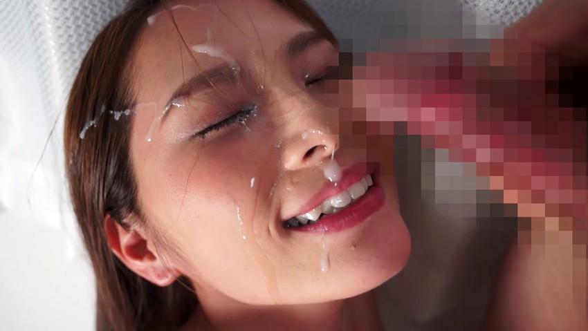 【顔射エロ画像】顔射好きな男とセックスした女の末路がこちらwwww 19