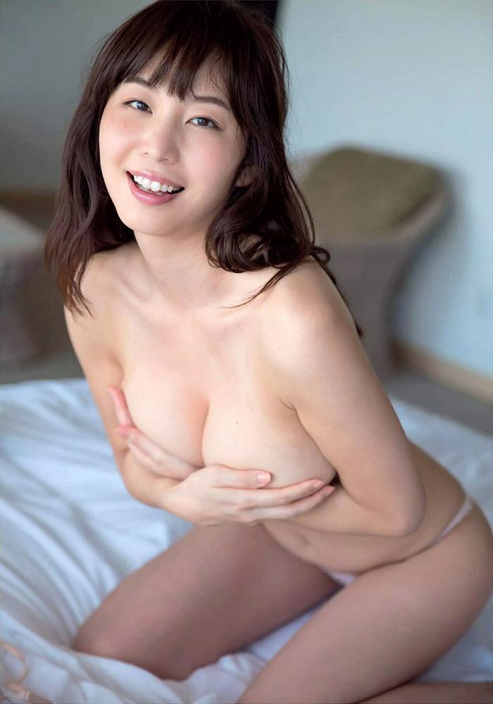 【手ブラエロ画像】セクシーすぎるポーズ!おっぱいを手のひらだけで隠す手ブラ! 24