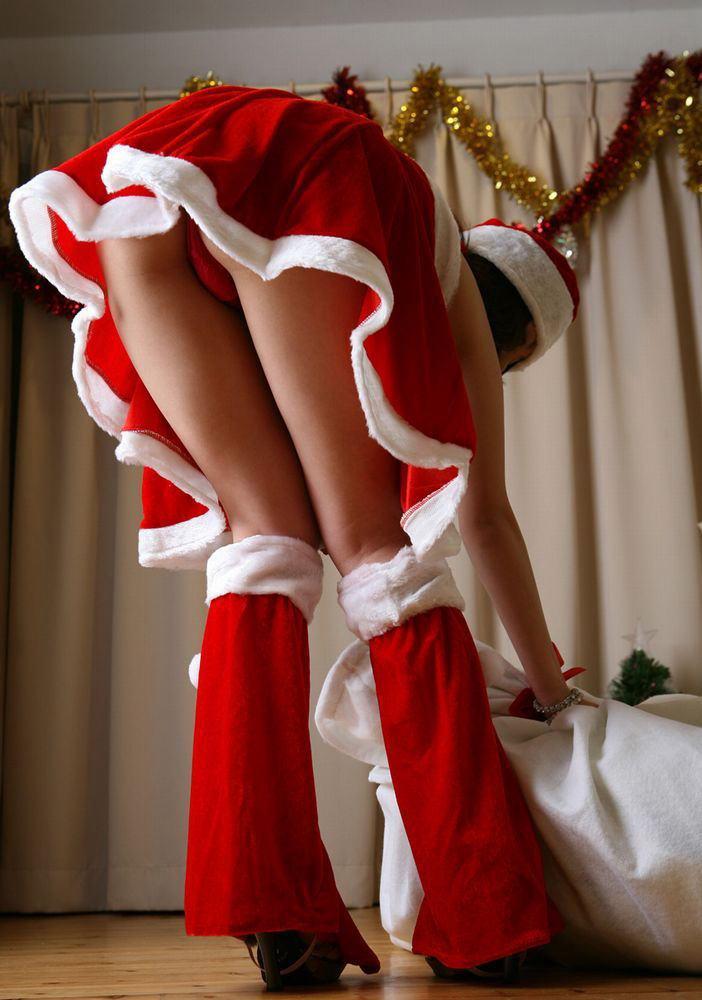 【サンタコスエロ画像】この時期増えるコスプレの女の子たちがコチラwwwww 29