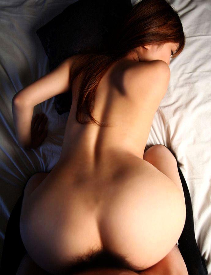 【バックエロ画像】後背位、俗に言うバックでセックスしている男女のエロ画像 37