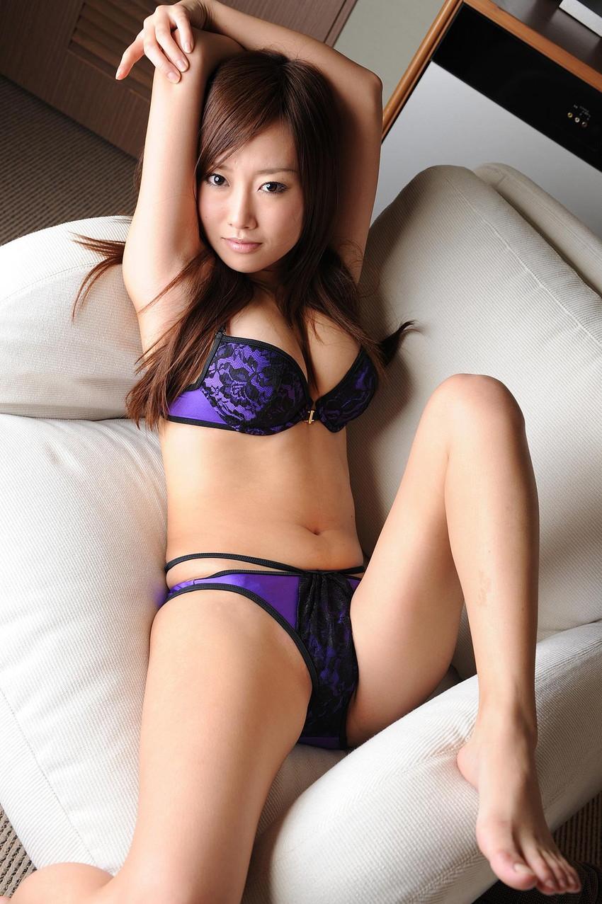 【セクシーランジェリーエロ画像】セクシーすぎる女の子の下着姿集めたった! 18