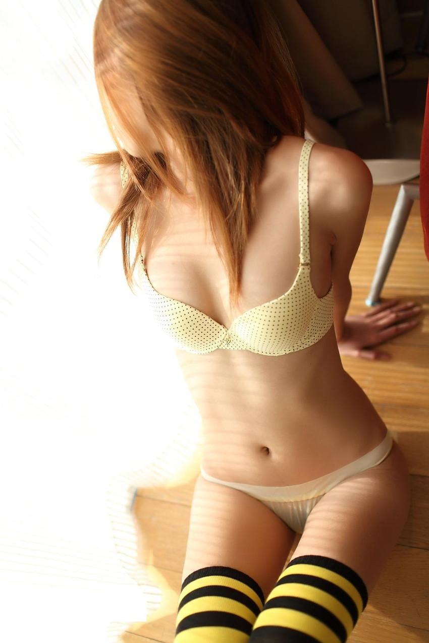【セクシーランジェリーエロ画像】セクシーすぎる女の子の下着姿集めたった! 37