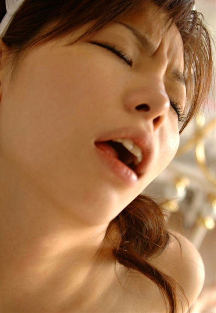 【悦顔エロ画像】気持ちいいからその思いが表情にでちゃう女の子達!www 30
