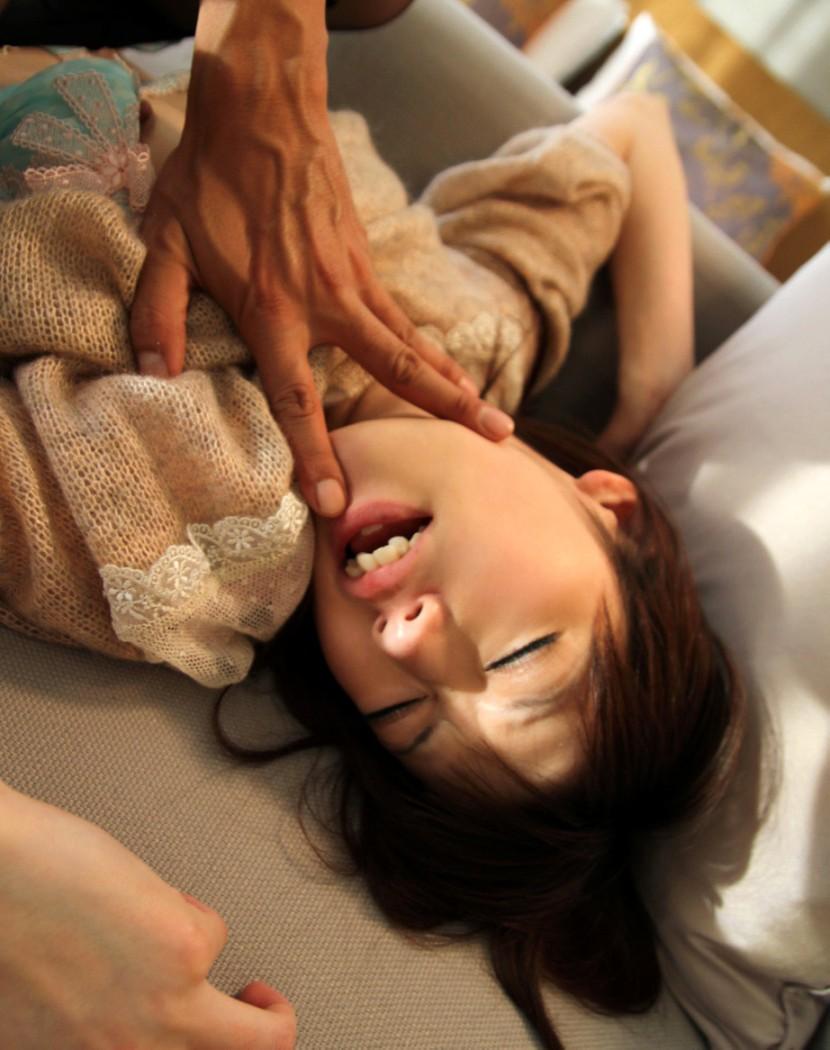 【悦顔エロ画像】気持ちいいからその思いが表情にでちゃう女の子達!www 33