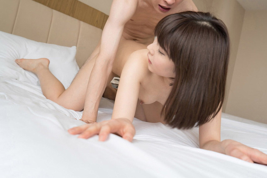 【バックエロ画像】バックでセックスする男女のエロ画像が生々しくて抜ける! 25