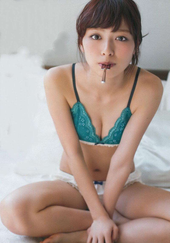 【下着姿エロ画像】裸よりもエロい!?下着姿の女の子たちの画像集めたった! 49