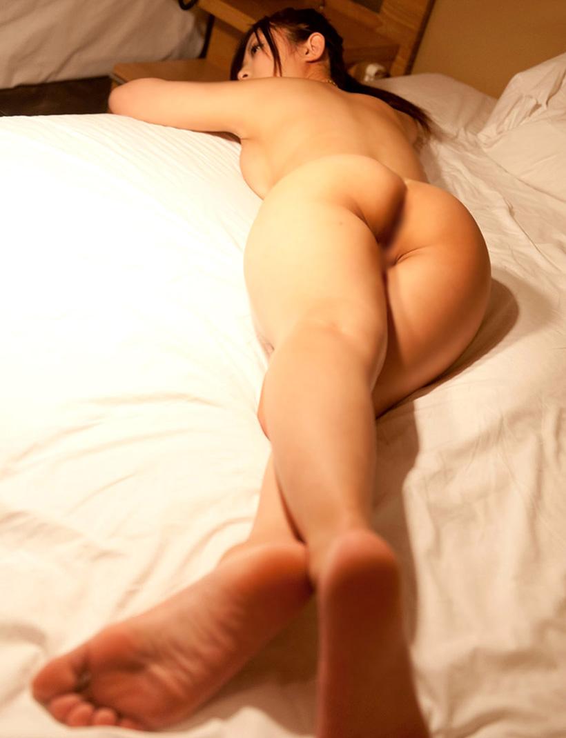 【美尻エロ画像】女の子たちのむしゃぶりつきたくなる美しいお尻wwww 49