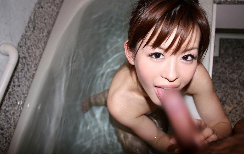 【フェラチオエロ画像】男性器を口で舌で刺激するご奉仕プレイといえばこれだろ!? 56