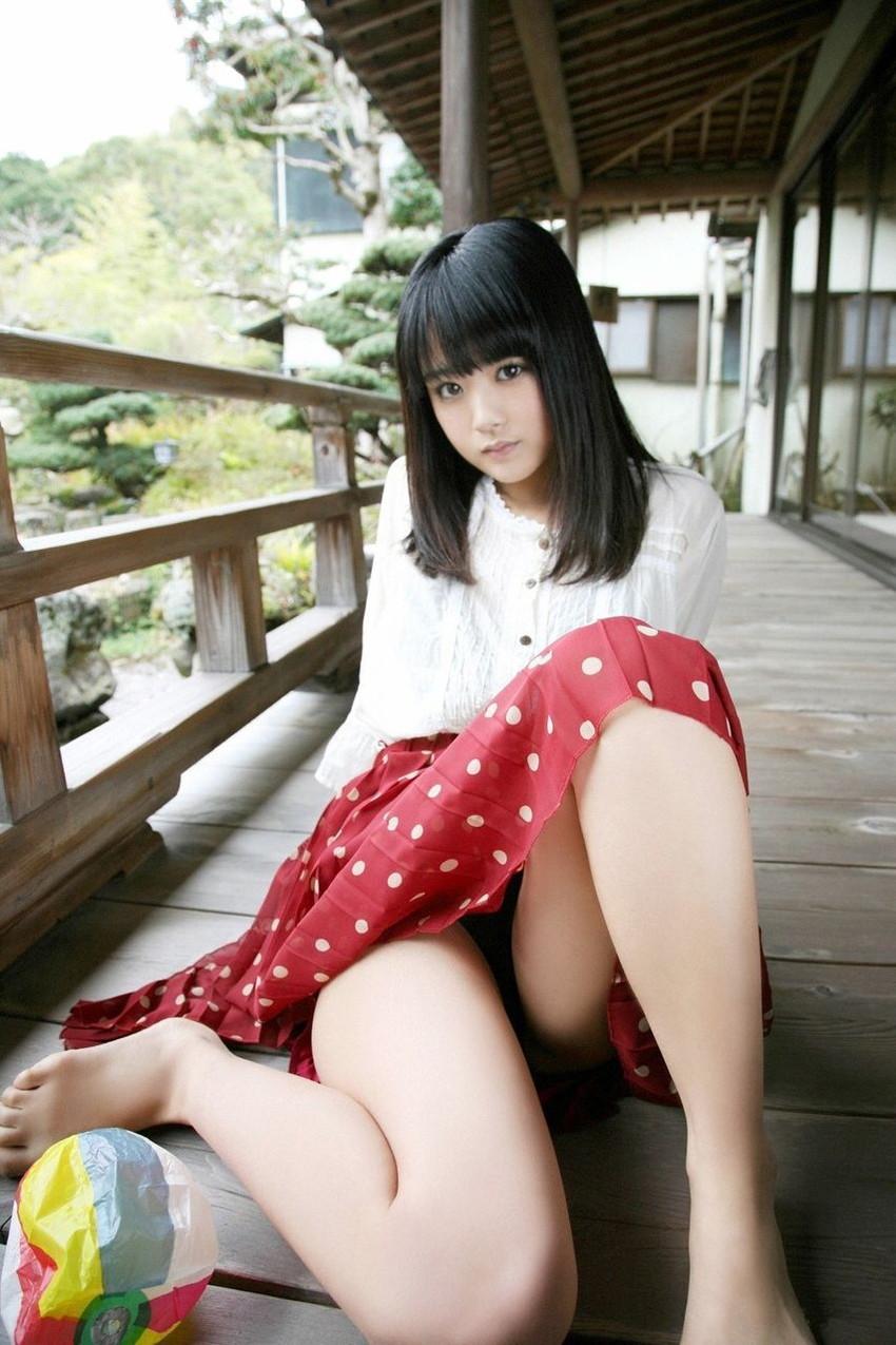 【美脚エロ画像】脚の綺麗な女の子たちのエロ画像集めたら勃起したwwww 04