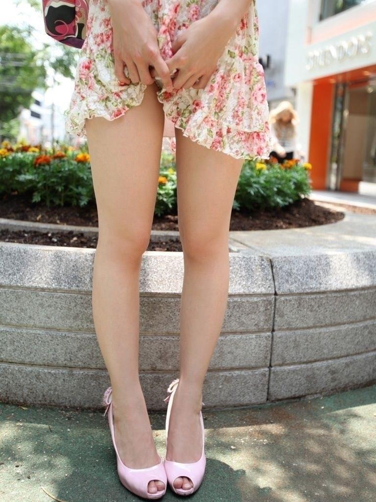 【美脚エロ画像】脚の綺麗な女の子たちのエロ画像集めたら勃起したwwww 07