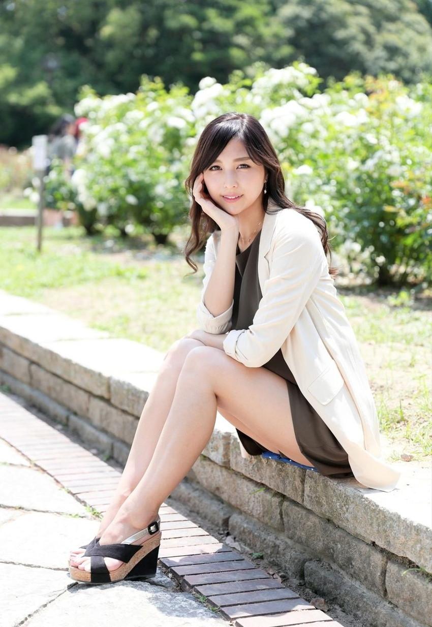 【美脚エロ画像】脚の綺麗な女の子たちのエロ画像集めたら勃起したwwww 12
