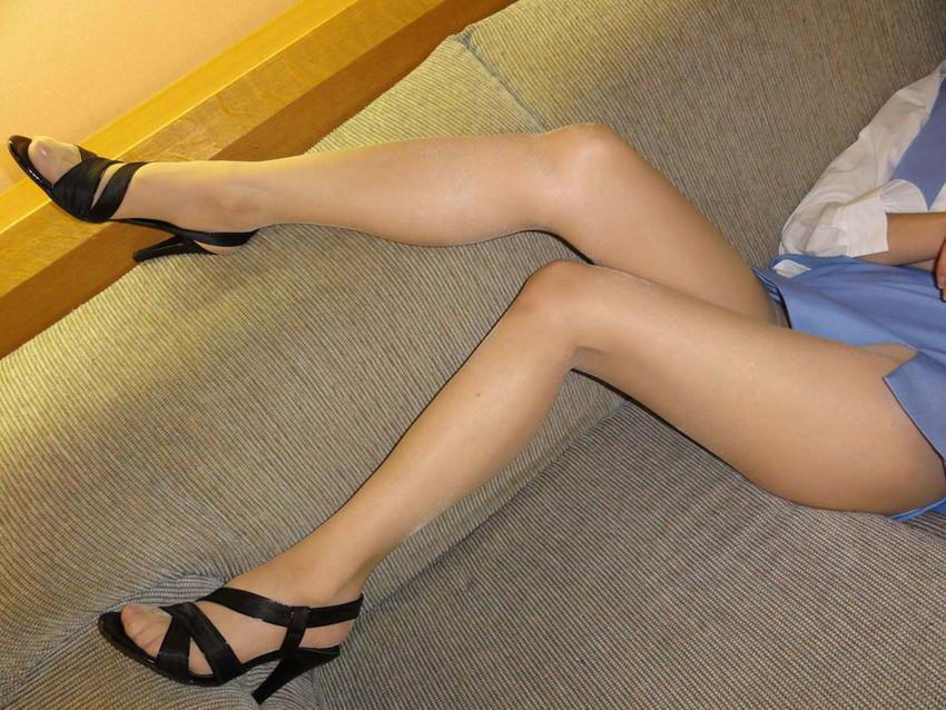 【美脚エロ画像】脚の綺麗な女の子たちのエロ画像集めたら勃起したwwww 36