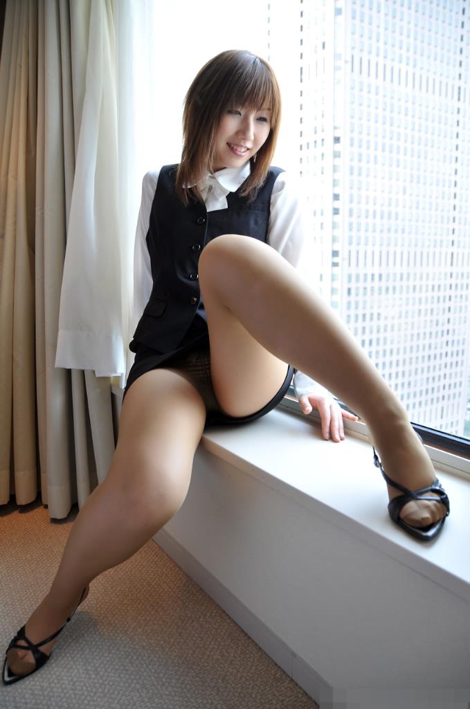 【美脚エロ画像】脚の綺麗な女の子たちのエロ画像集めたら勃起したwwww 38