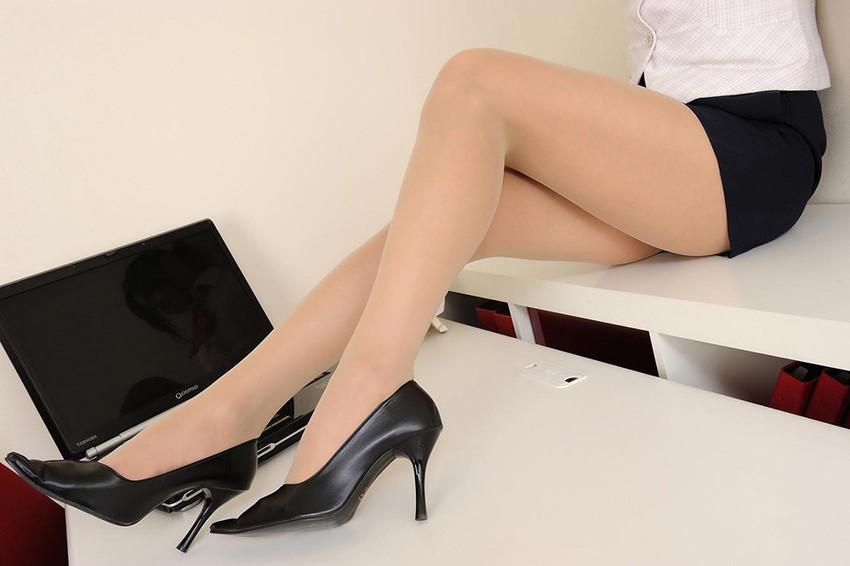 【美脚エロ画像】脚の綺麗な女の子たちのエロ画像集めたら勃起したwwww 54