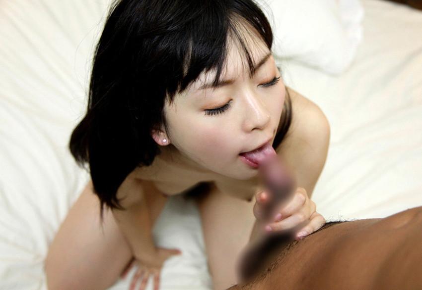 【フェラチオエロ画像】一般的にセックス前に行われる奉仕プレイといったらこれだろ! 05