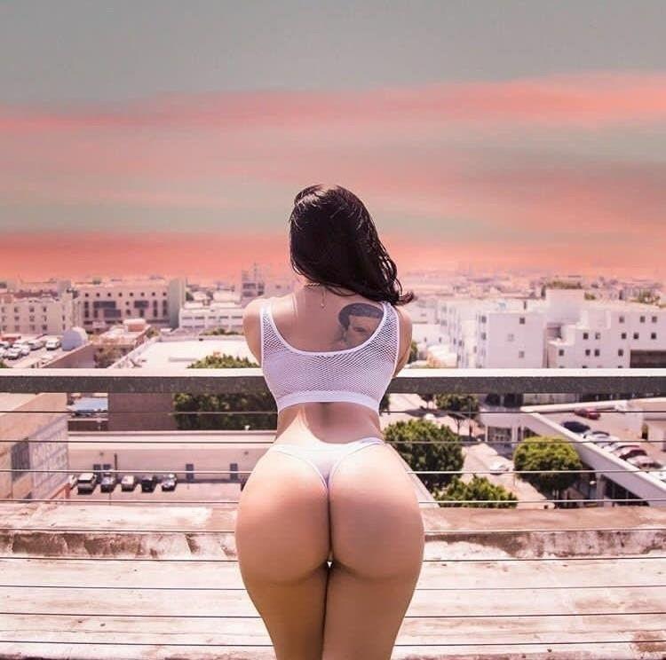 【海外美尻エロ画像】海外美女たちの美しすぎる美尻画像集めたったぜ!www 18