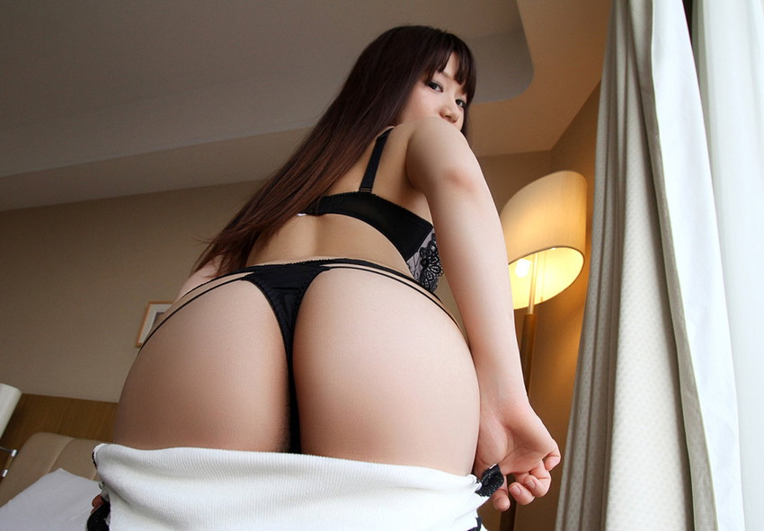 【Tバックエロ画像】Tバックを履いた女の子のお尻にフル勃起不可避!wwww 44