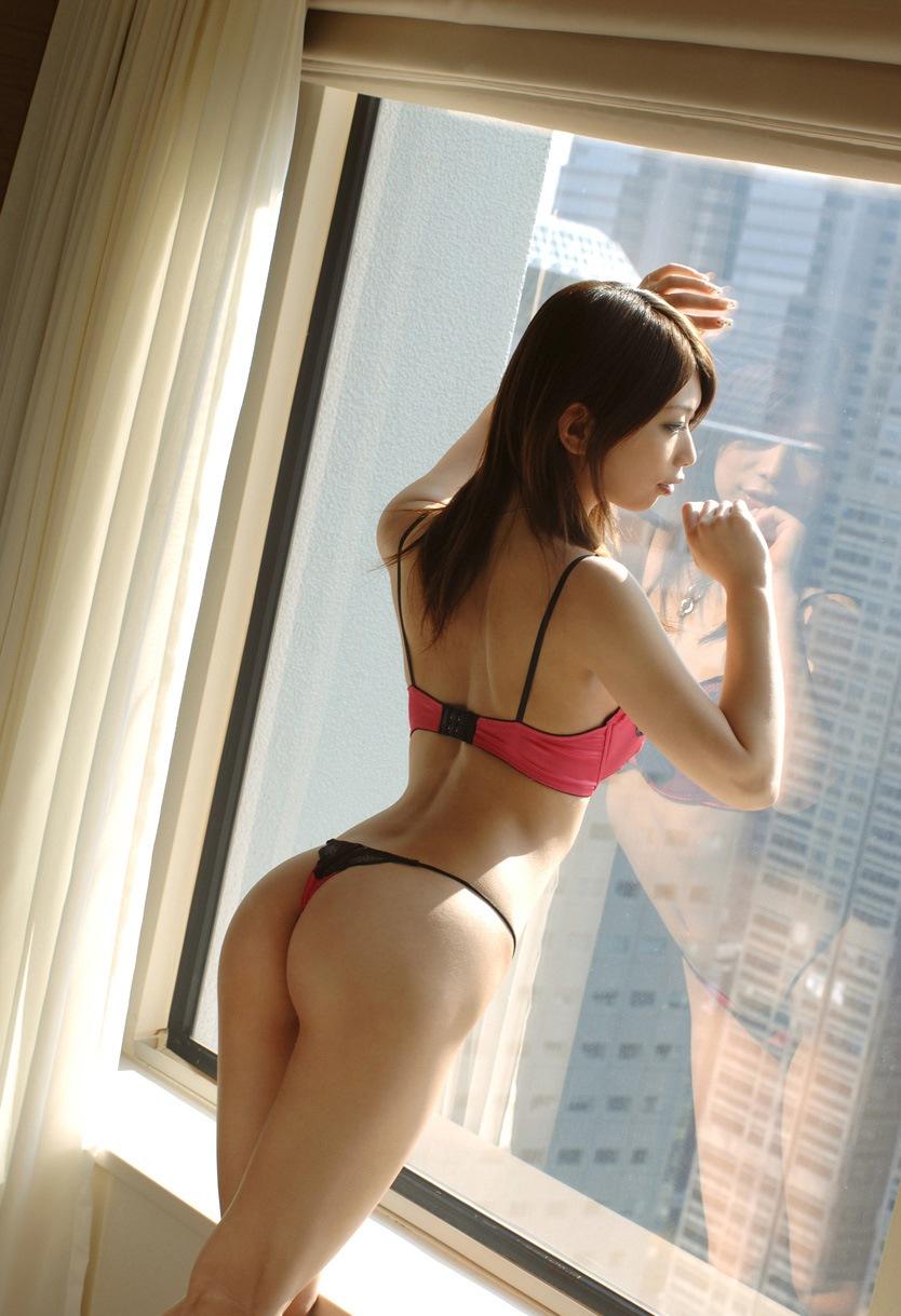 【Tバックエロ画像】Tバックを履いた女の子のお尻にフル勃起不可避!wwww 46
