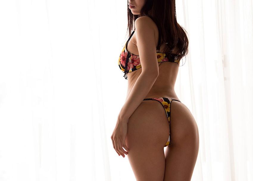 【Tバックエロ画像】Tバックを履いた女の子のお尻にフル勃起不可避!wwww 54