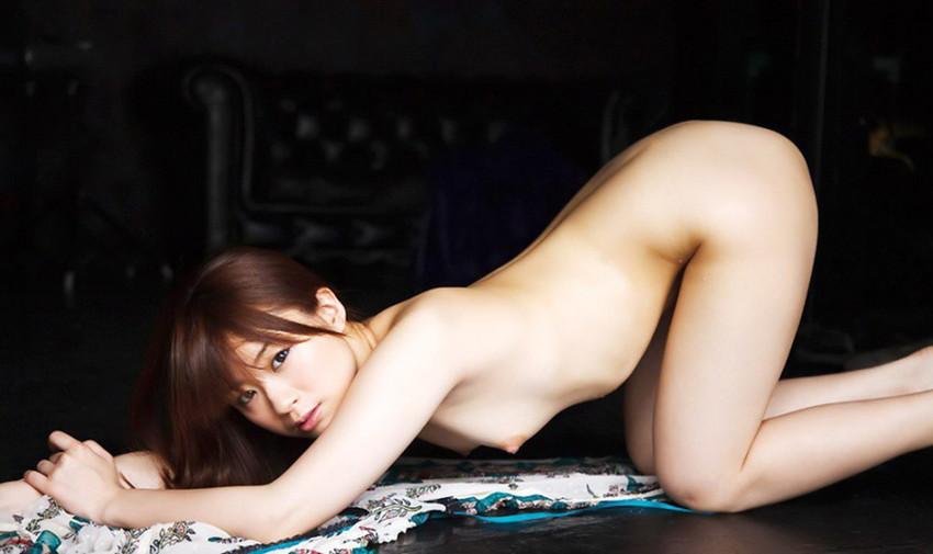 【四つん這いエロ画像】裸で四つん這いとか、こりゃもうハメるしかないだろww 16