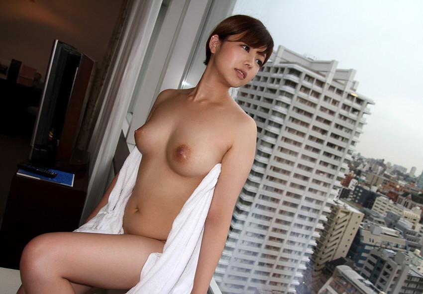 【美乳エロ画像】何時間見ていても飽きることない、ヨダレものの美乳の女の子w 23