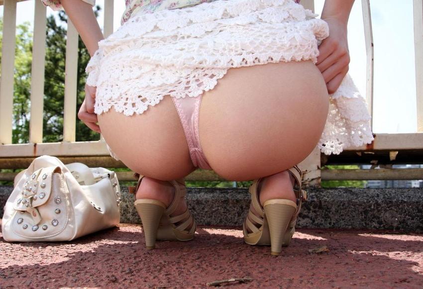 【Tバックエロ画像】お尻がセクシー!Tバック美女のお尻を特集してみたwwww 43