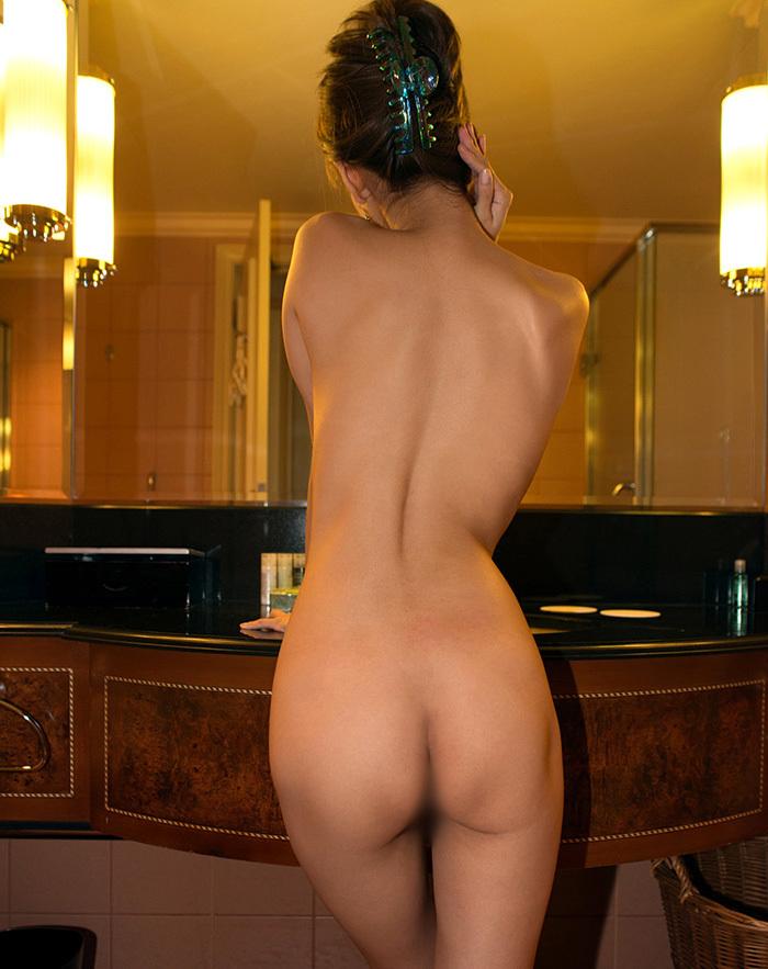 【美尻エロ画像】女の子の尻は美しいに限るだろ!?美尻の女の子集めたったぜ! 49