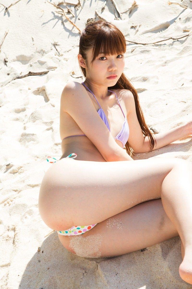 【水着エロ画像】夏にはまだ早いけど水着姿の女の子に思わずハァハァする画像ww 08