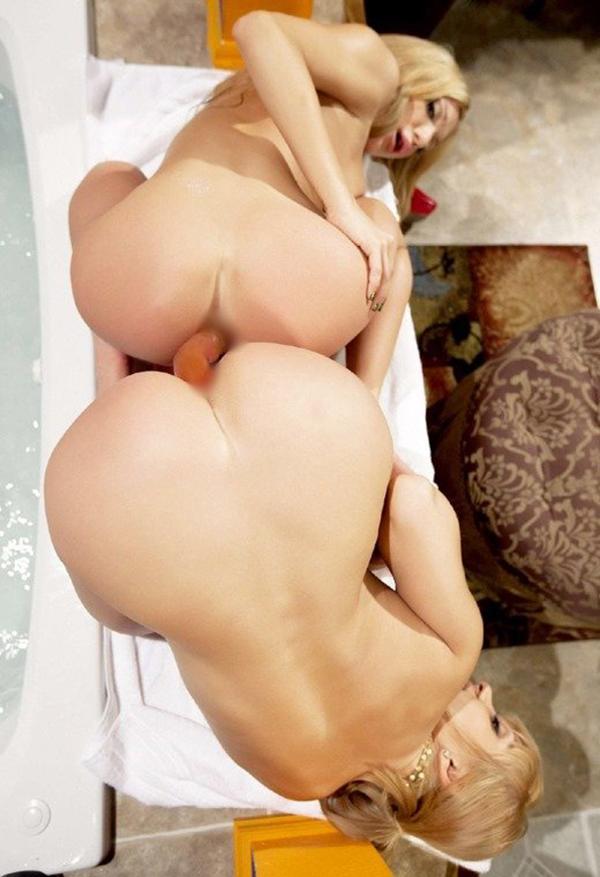 【海外レズビアンエロ画像】海外の美女たちの悩ましいレズビアン画像集めたった! 59