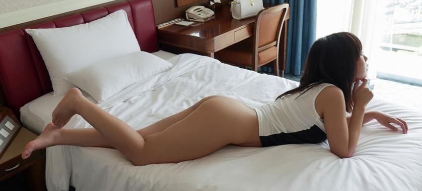 【美尻エロ画像】女の子らしい丸いお尻が最高!美尻といわれる女の子たち! 48