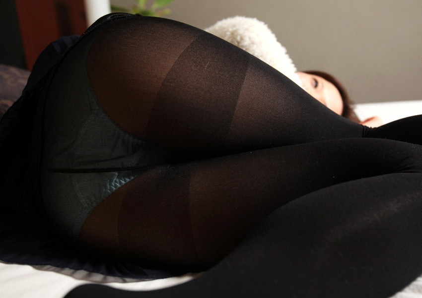 【下着エロ画像】ごくごくノーマルな女の子のパンツがコチラ!これはこれでアリだなww 46