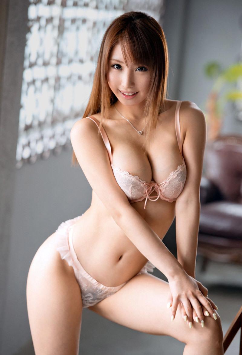 【透け下着エロ画像】セクシーすぎて勃起不可避!あっちもこっちもスケスケなランジェリー! 29