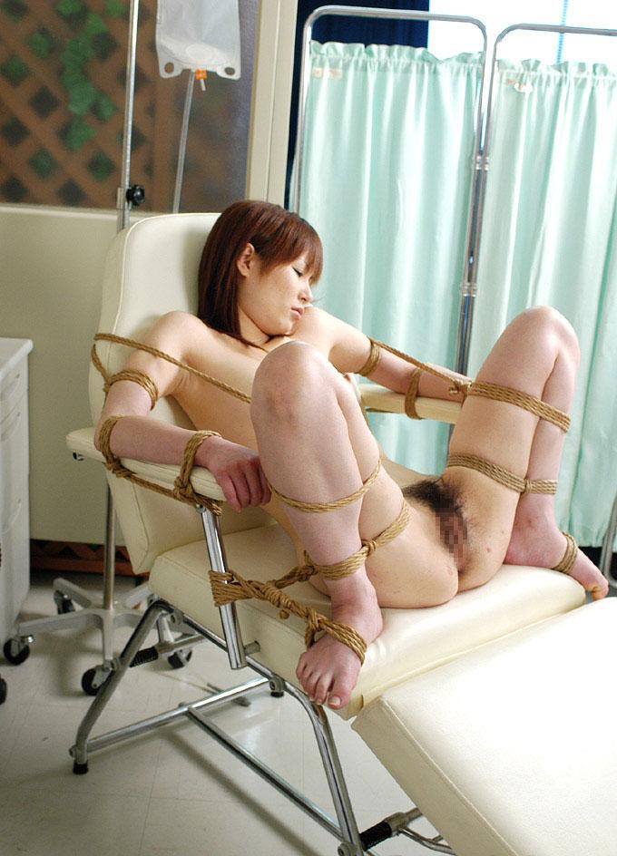 【緊縛エロ画像】マンネリカップルよ、お試しあれ!緊縛された女の子の身体がソソる! 05